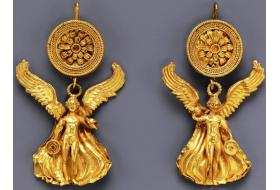 Украшения в древней Греции