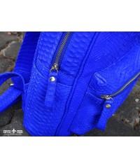 Рюкзак из натуральной кожи питона